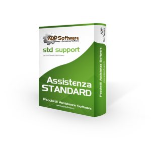 assistenza adpsoftware standard