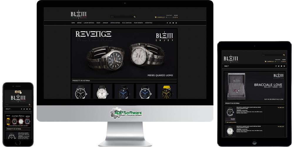 blem luxury watches sito ufficiale